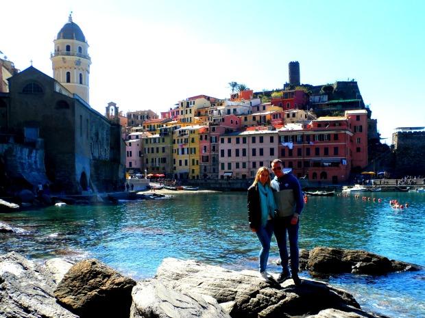 Exploring the Cinque Terre