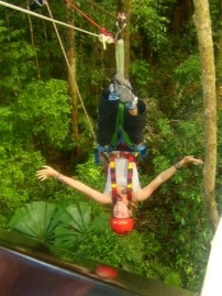 Hanging around in Cape Tribulation, Australia