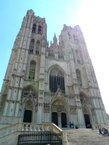Cathedral of St Michael and St Gudula