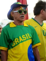Supporting Brasil