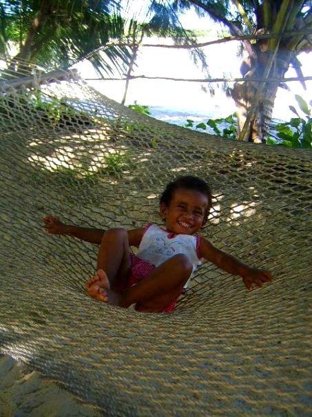 Children in Fiji