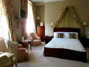 Our gorgeous room at Dukes Hotel