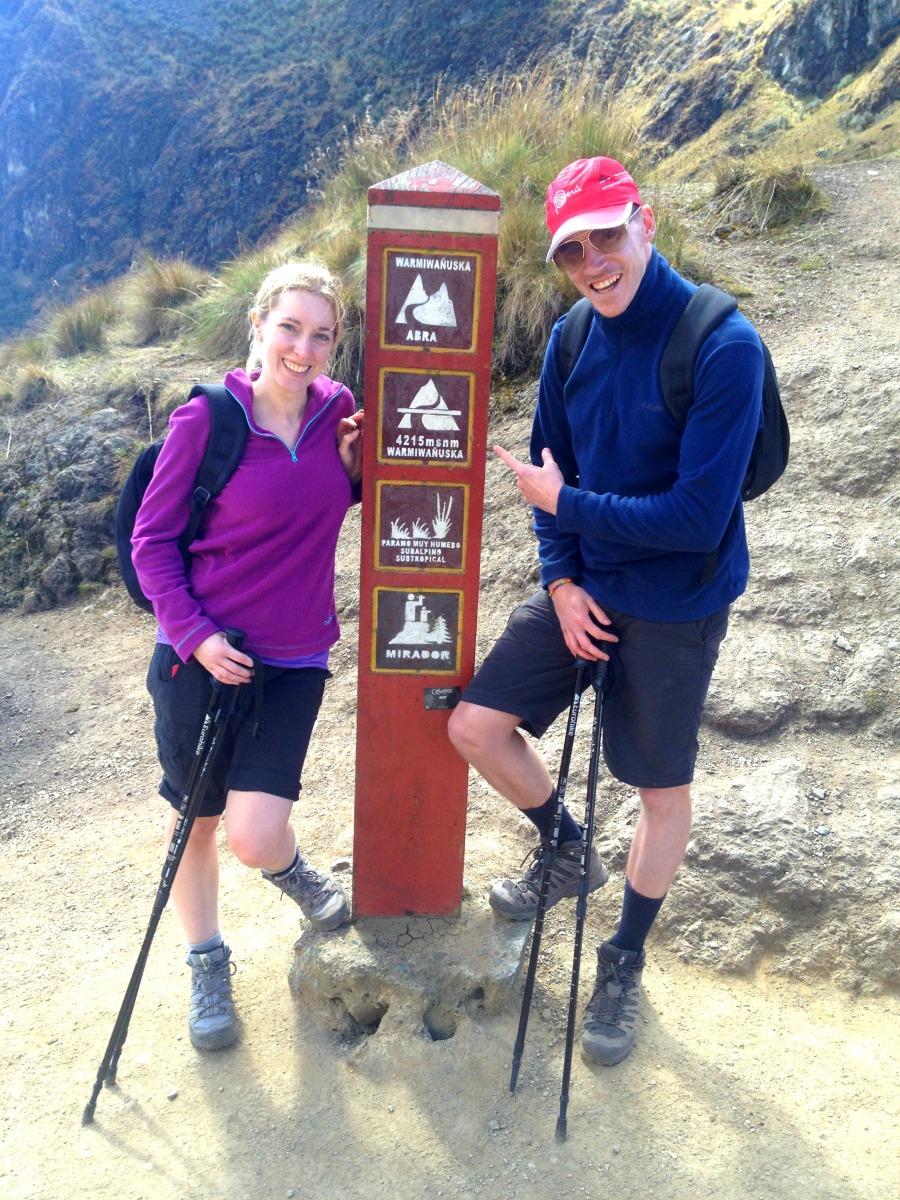 Dead Woman's Pass Inca Trail