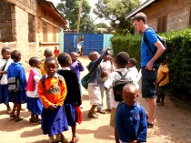 Teaching English in Tanzania