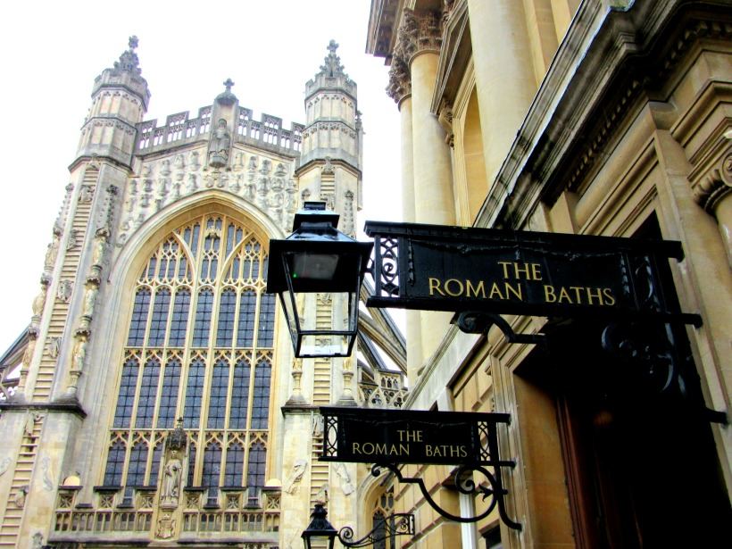 48 hours in Bath