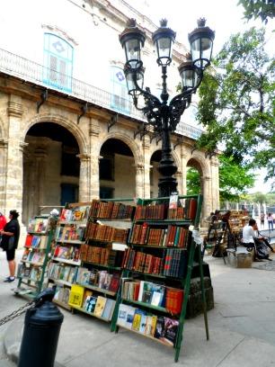 Book market Havana Cuba