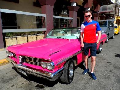 Vintage cars Havana Cuba
