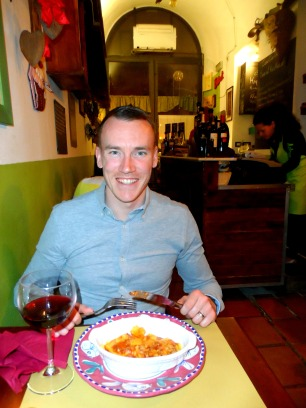 Cacio Vino Trallalla in Florence Italy