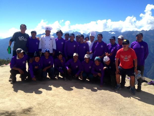 Gadventures Inca Trail