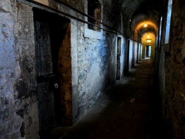 Visiting Kilmainham Gaol