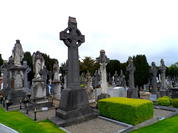Glasnevin Cemetry tour