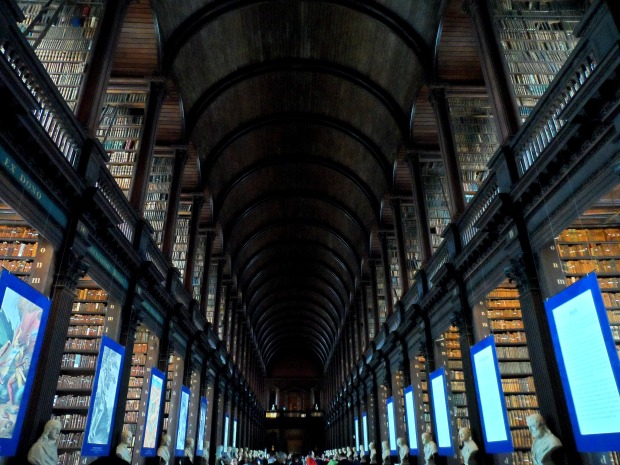 The Old Library Dublin