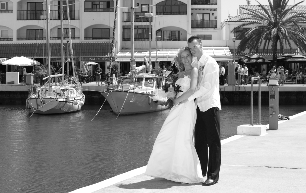 Wedding in Gibraltar
