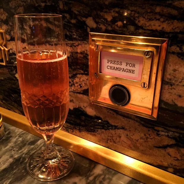 Press for Champagne Bob Bob Ricard