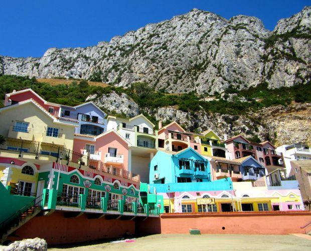 Catalan Bay Gibraltar