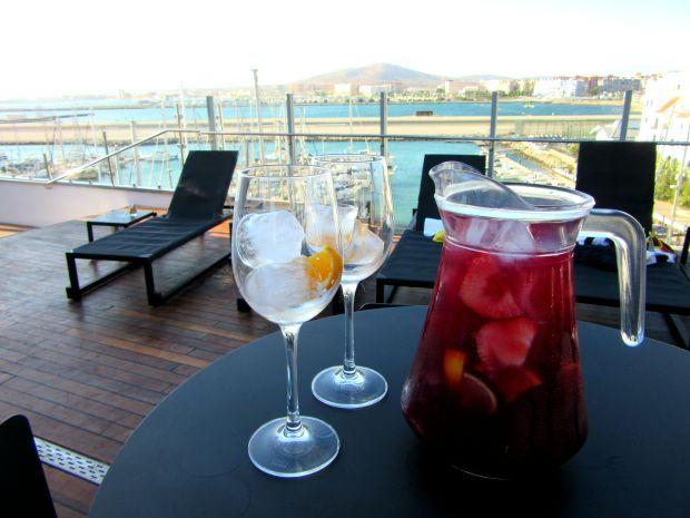 Sangria in Gibraltar