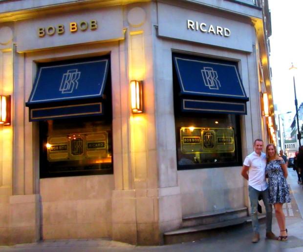 Anniversary Bob Bob Ricard