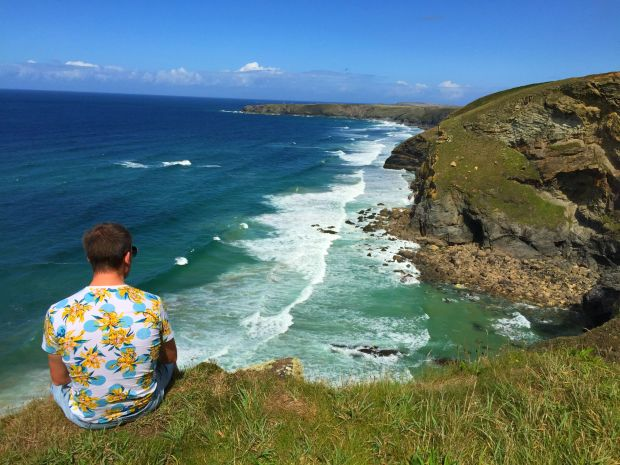 Mawgan Porth to Bedruthan Steps