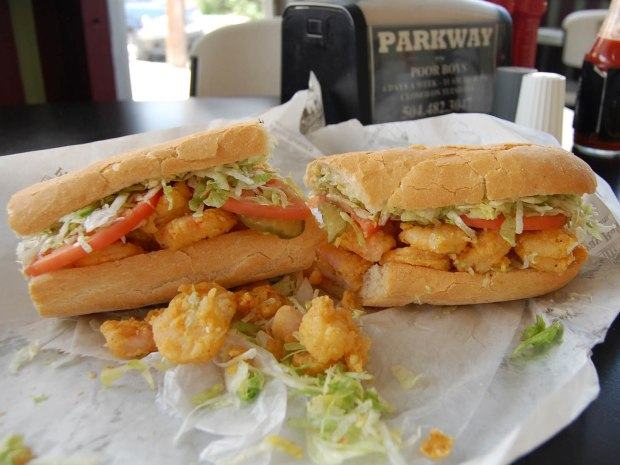 Po'boy New Orleans