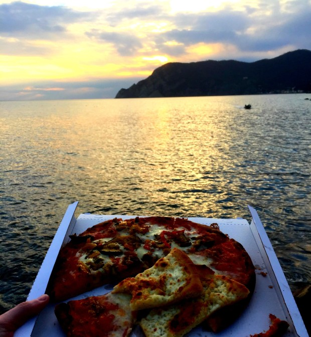 Where to eat in cinque terre