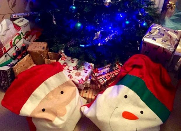 Getting festive