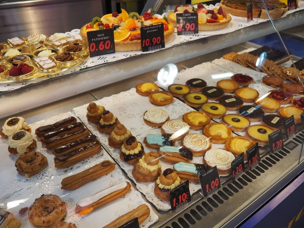 Food in Le Havre France