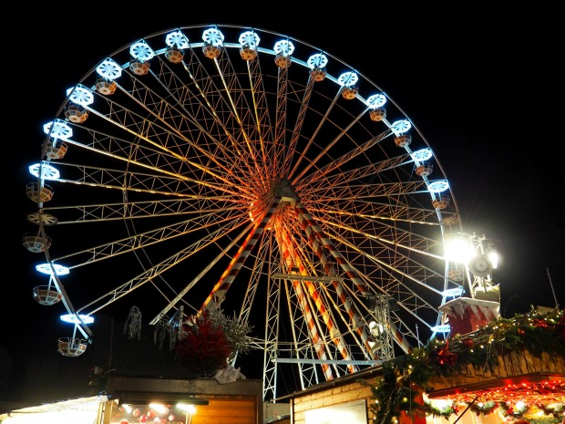 Christmas markets in France