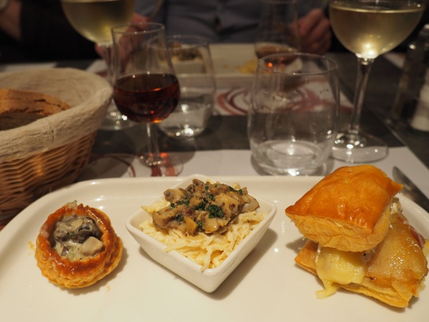 Food in Le Havre