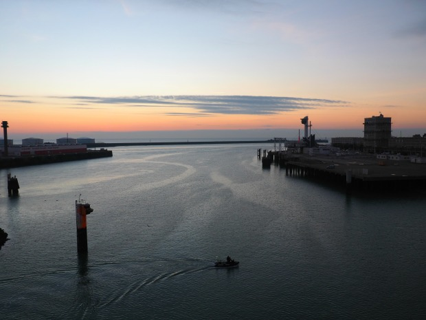 Le Havre sunset