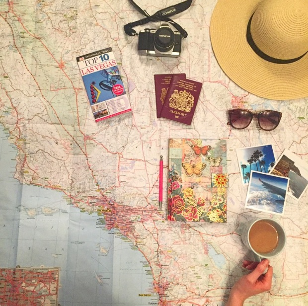 Essentials for an American road trip