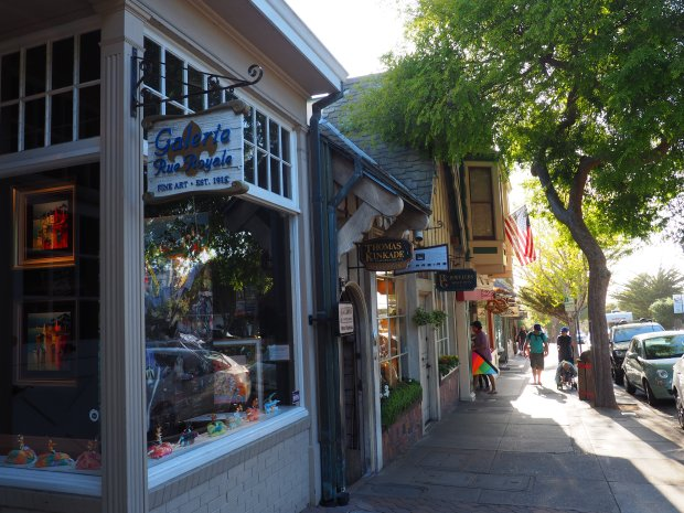 Travel blog Carmel California