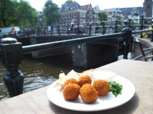 What to eat in Amsterdam