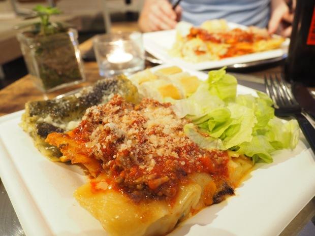 Mister Lasagna review