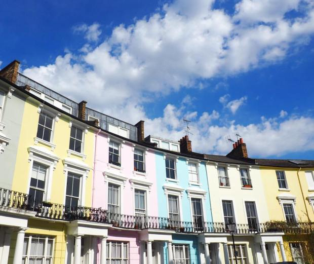 London travel blogger