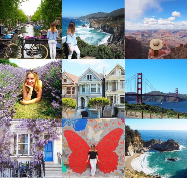 Top travels of 2016