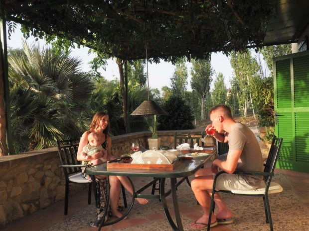 Baby friendly holiday with Tots to Travel