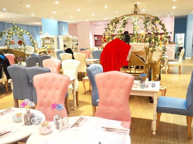 Princess afternoon tea London
