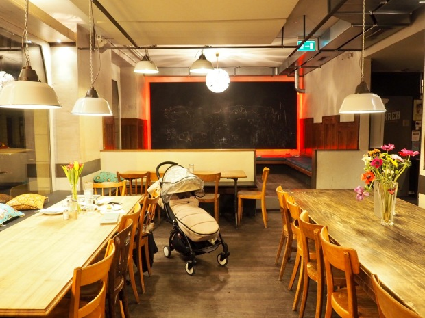 Where to eat with kids in Zurich