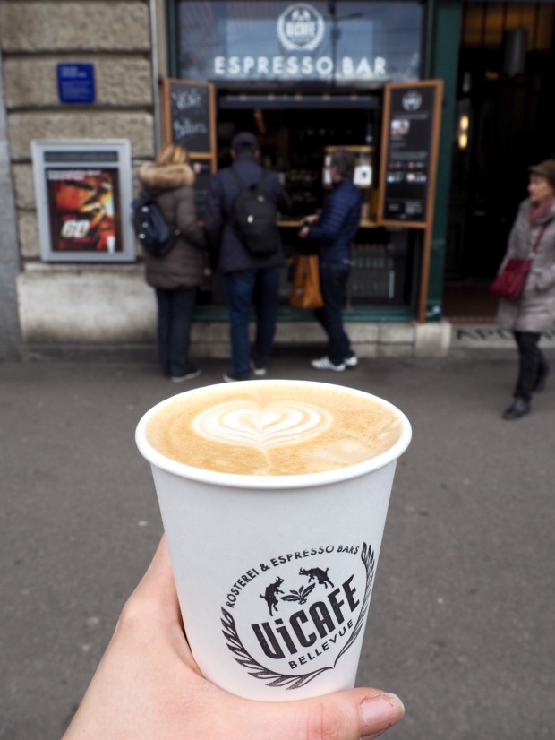 Best coffee in Zurich
