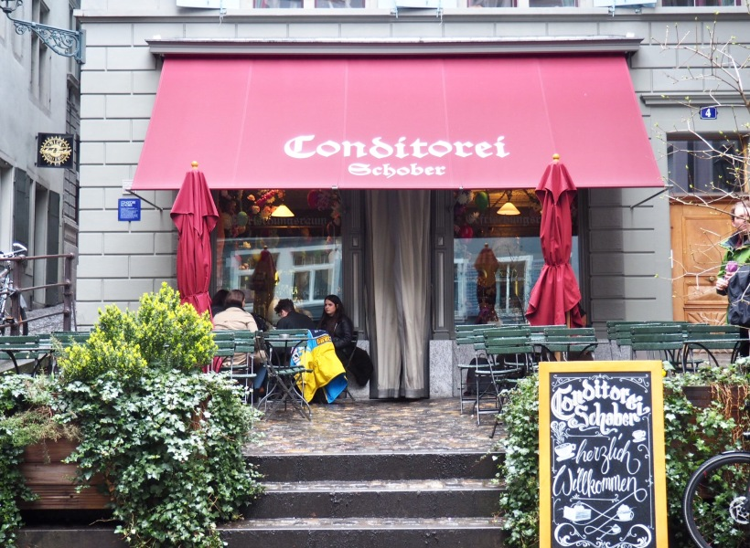 Where to eat in Zurich