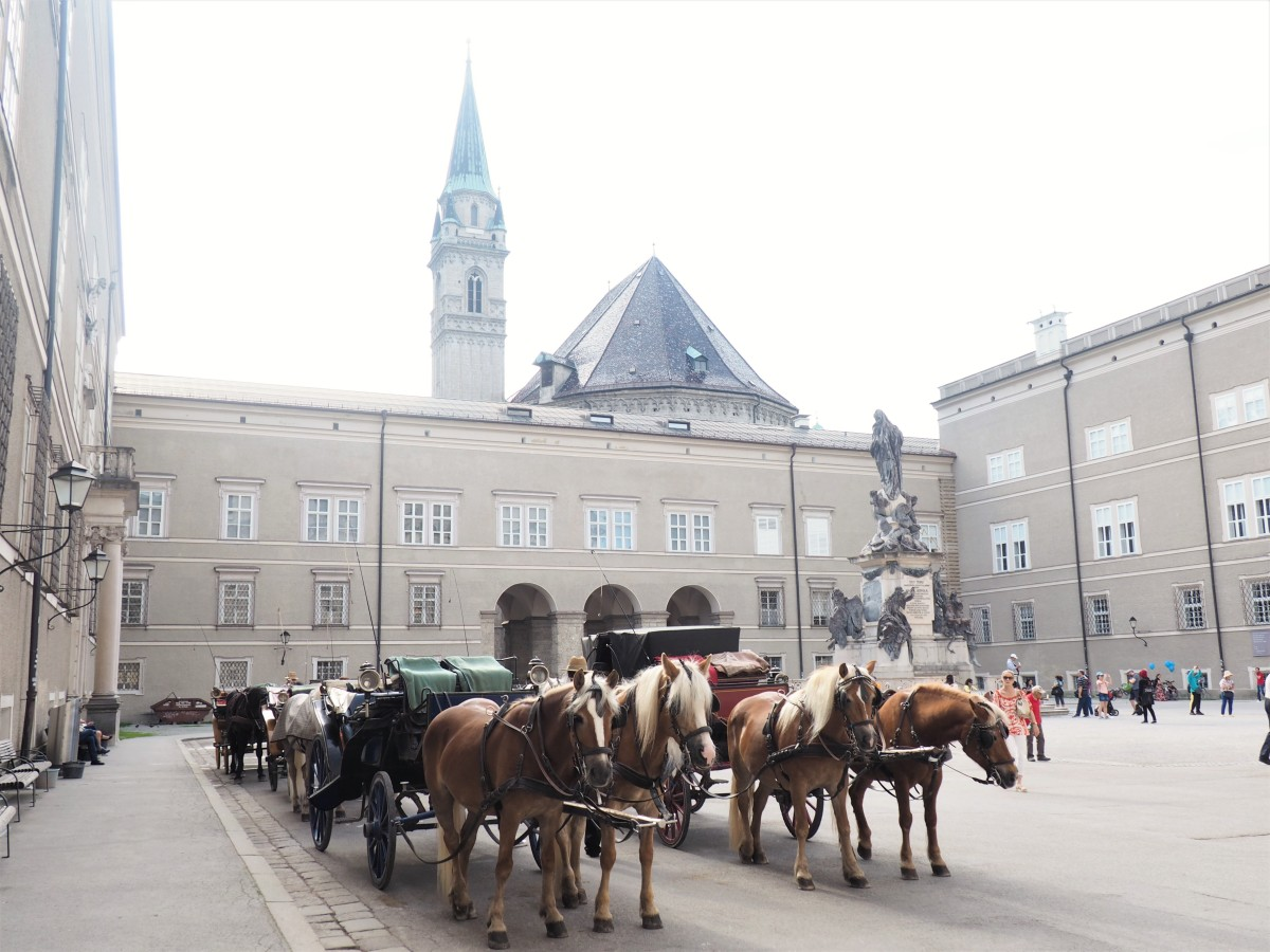 Salzburg with kids