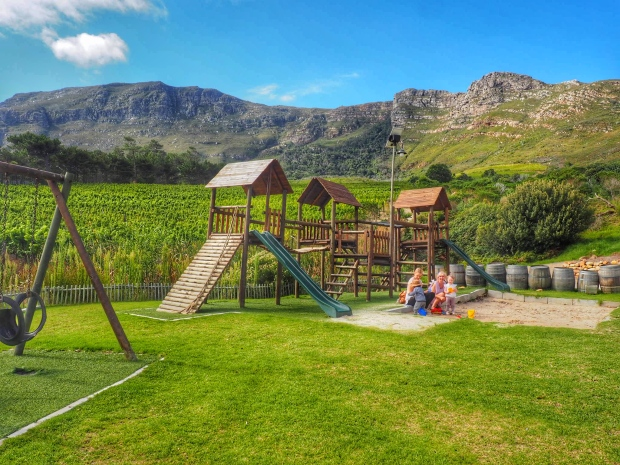 Cape Winelands with kids