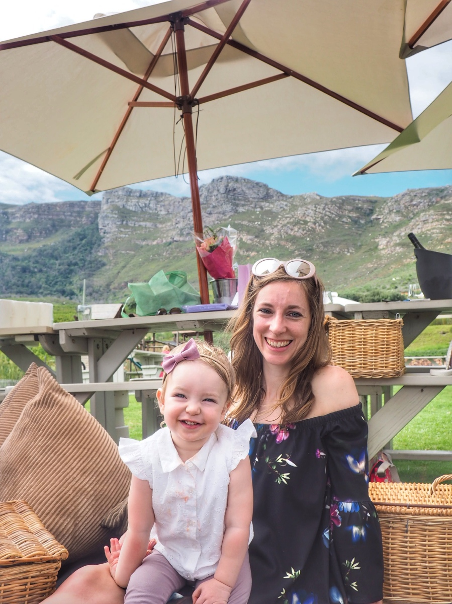 Cape Winelands picnic