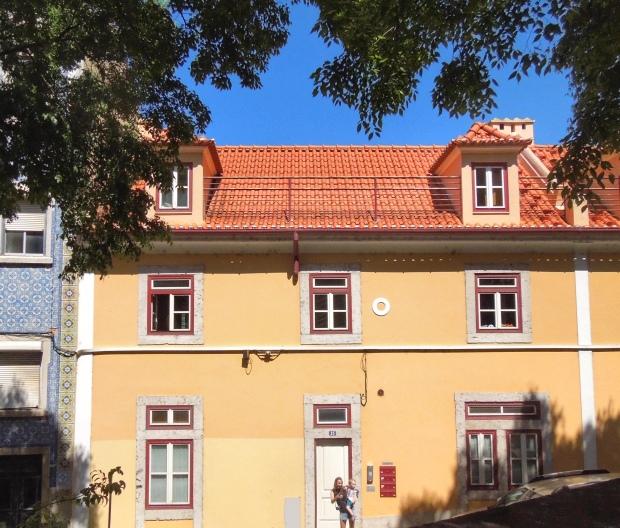 Family friendly accommodation Lisbon