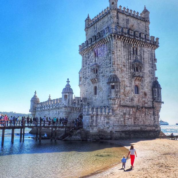 Lisbon with kids