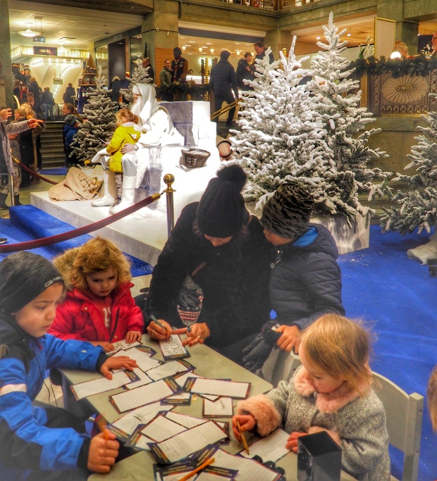 Christmas in Stockholm with kids