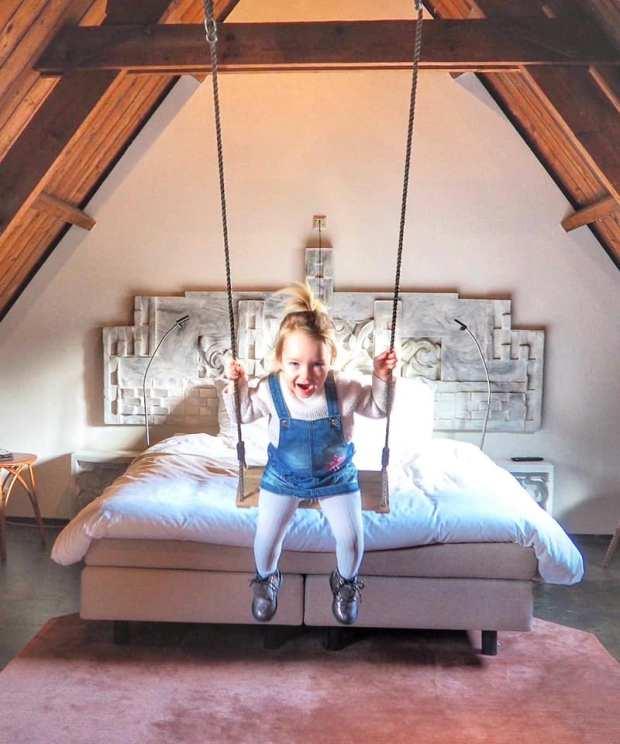 Child friendly hotel Amsterdam