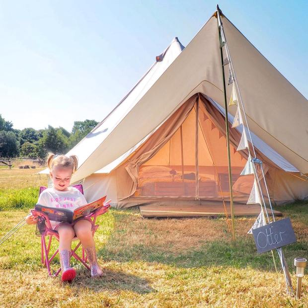 Where to stay in Norfolk with kids